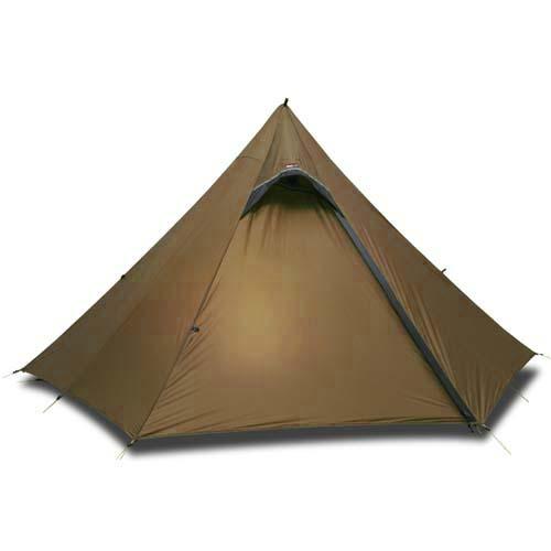 Hexpeak f6a Pyramide Pyramidenzelt sil silnylon